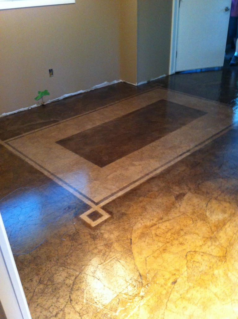 Cached Brown paper bag flooring pictures