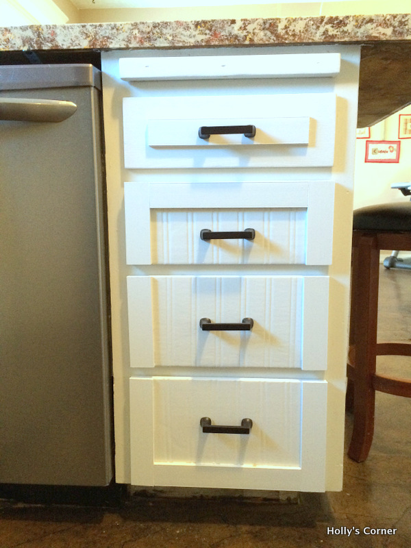 Fantastic facelifts from 70's scroll cabinets.