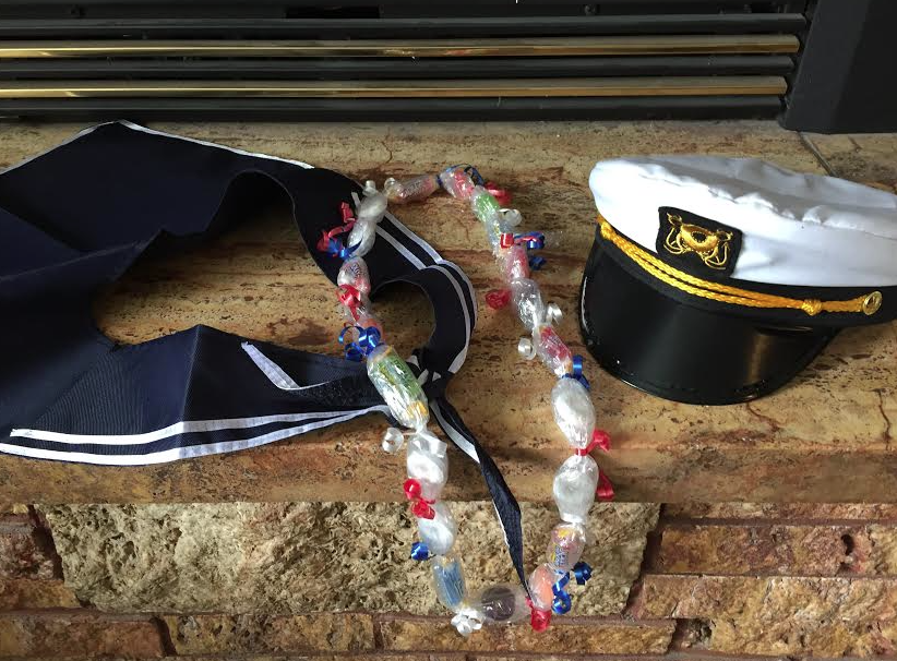 Candy leis and nautical costumes take it up a notch